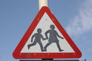 Children crossing 2
