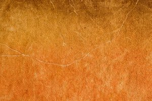 Fiery Canvas Texture: A detailed texture of some painted canvas.