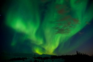 Canadian Northern Lights - Yel
