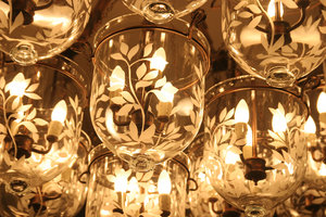 chandeliers: No description