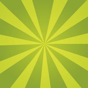 green sunburst background - photo #18