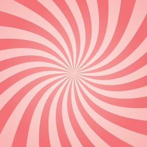 Strawberry Twist: Strawberry sunburst twist.  Textured background with lots of copy space.