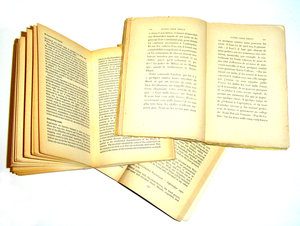 old books: ...