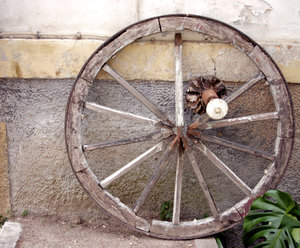 wheel: ...