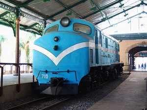 > Train 1: Locomotivas antigasOld locomotives