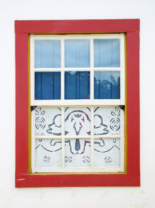 > Window 1: Janela em Tiradentes, MG, BrasilWindow in Tiradentes, MG, Brazil