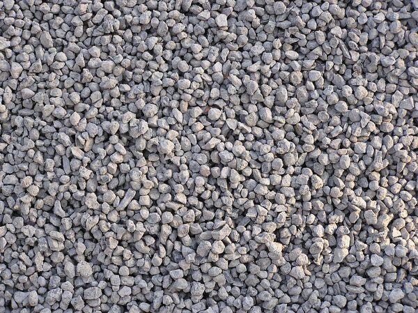Gravel: Some gravel.
