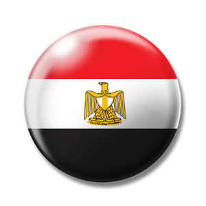 egypt: flag of egypt
