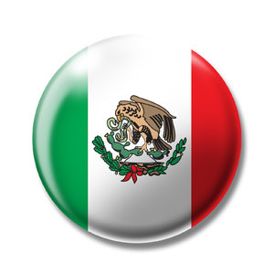 mexico: the flag of mexico