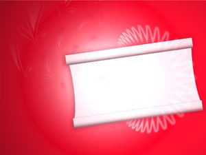 Red and White Banner 2