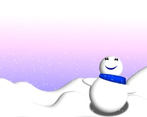 Snowman 2: Cute little snowman looking up at the falling snow. Suitable for children's illustrations.Remember, no redistribution of my images is allowed. Not for multiple or print on demand items without express permission.