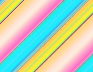 Diagonal Coloured Stripes: An abstract background texture of colourful diagonal stripes.