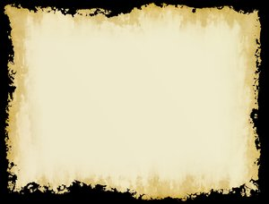 Grunge Border: Grunge background in ochre, neutral and dark shades. Weathered and old in appearance.