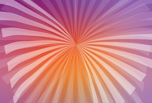 Wyld 2: Wing-shaped sunburst background design. None of my images may be redistributed.