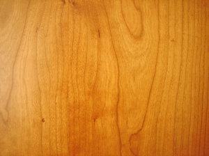 Cherry wood 2: Polished cherry wood texture