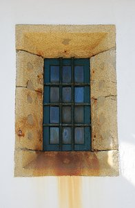 Window: Window in Vila do Conde (Portugal)