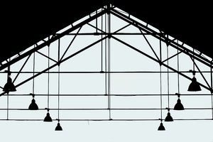 Structure lighting 2: Structure lighting in Silleda (Corua, Galicia, Spain, EU)