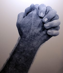 Praying Hands 2