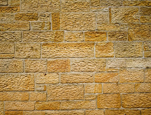 Rustic Stone Wall 2