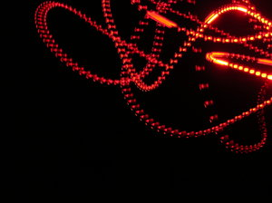 Red Light Painting 1