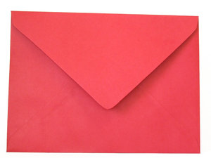 Envelope: Red envelope