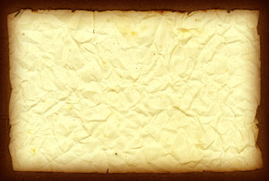 Wrinkled Paper: Wrinkled Paper on Cardboard background.Please visit my stockxpert gallery:http://www.stockxpert.com ..