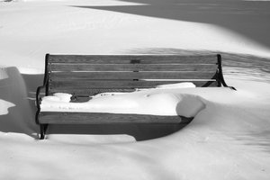 Snow Bench: No description