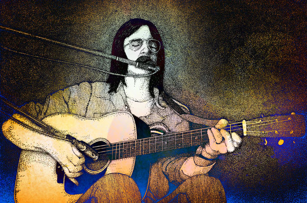 Acoustic: Singer with Guitar.Please visit my stockxpert gallery:http://www.stockxpert.com ..