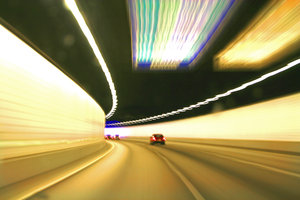 Traffic Blur: No description