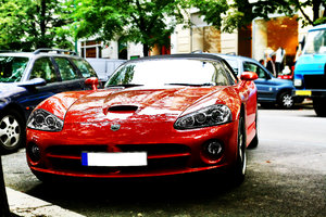 Red sport car: No description