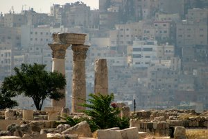 Amman (Jordan) 2: Amman yesterday and today.