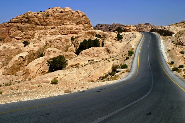 on the road 3: Jordan's roads