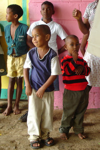 Dominican children 1