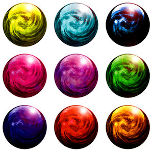 Marbles: Colorful marble like balls.Please visit my stockxpert gallery:http://www.stockxpert.com ..