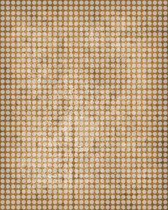 Grunge Dots: Dot pattern on a grunge texture.This is the Lo Res version.For the Hi Res version and more variations visit:http://www.stockxpert.com ..