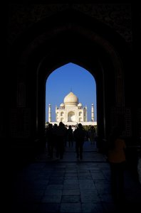 Taj Mahal: No description