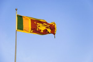 Sri Lanka Flag: No description