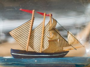 Ship in a bottle: ...