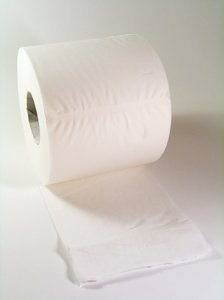 Toilet paper 3: It can be usefull...  ;-)