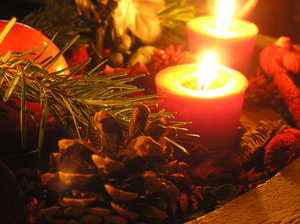 christmas: chrismas decoration in my house, the netherlands