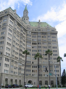 City Life Too: City of Long Beach Gothic Style Condominiums