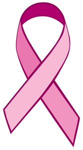 Single Ribbon Pink: Pink vector Ribbon