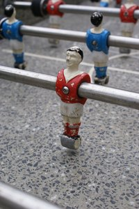 Table football: Table football