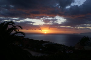 Sunset on Madeira 1