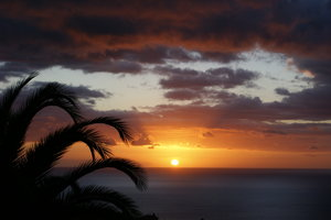 Sunset on Madeira 2
