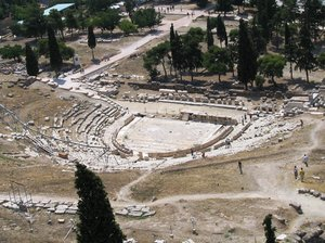 arheological grece 1: arheological sites in athens and grece