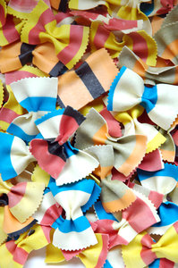 Colourful Pasta 2: Colourful Pasta.NB: Credit to read