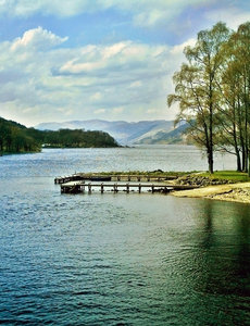 Lake: Loch Earn - Scotland