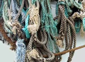 colourful ropes