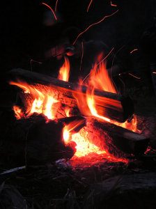 camp fire: No description